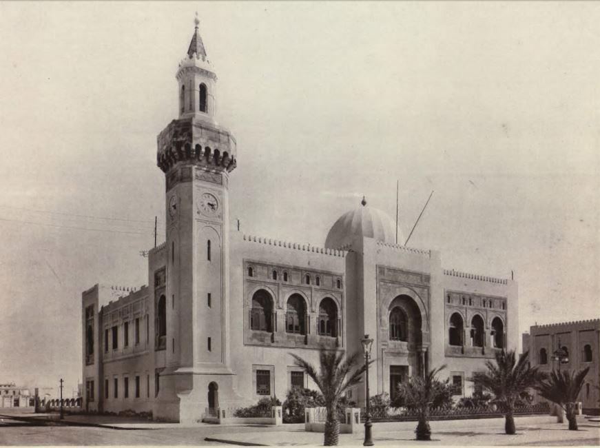 فريق بناء قصر البلدية